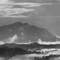 Il monte SORATTE imbiancato